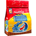 Tetra Pond KOI Colour&Growth Sticks - 4 литра