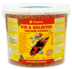 Tropical Koi & GOLDFISH COLOUR STIKS - 11 L.